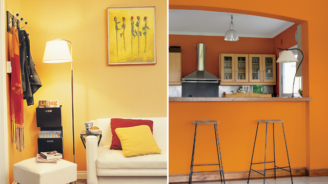 Tendencias de color martel for Colores de pintura para living