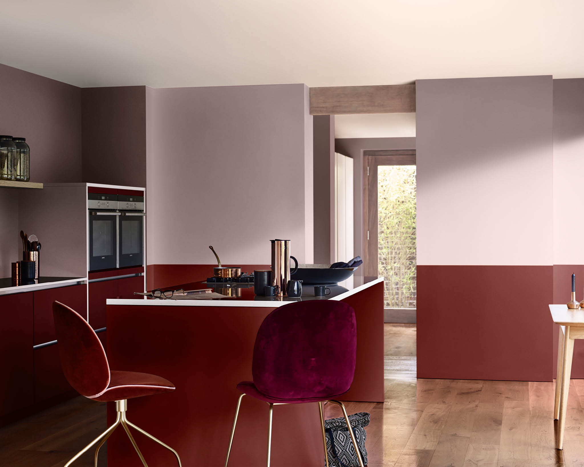 Recetas de colores para tu cocina martel for Cocina en la cocina